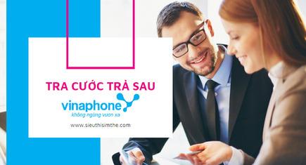 Dịch vụ tra cước trả sau qua SMS trên mạng VinaPhone