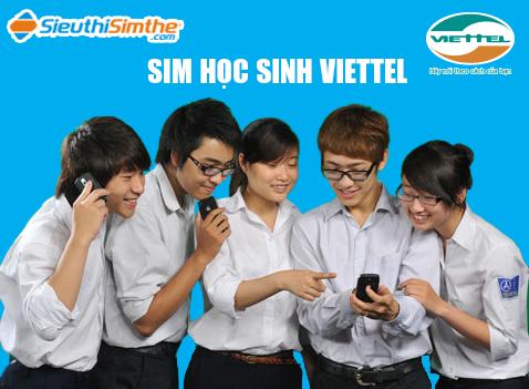 Gói cước VT100 Viettel ưu đãi SMS dành cho học sinh - sinh viên