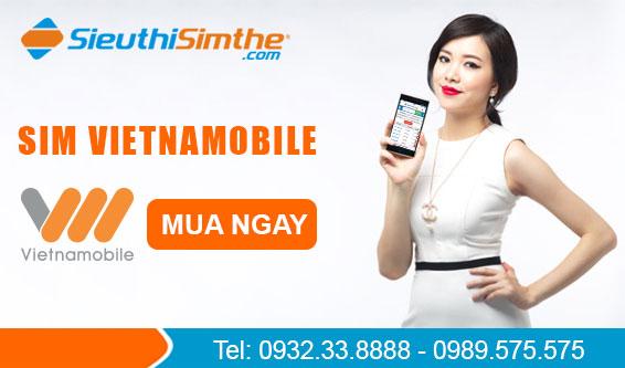 Vietnamobile gói ngoại mạng chỉ với 1000đ trên 1 phút